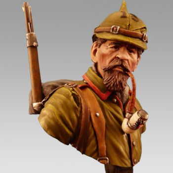 German Soldier WW1