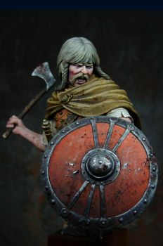 Germanic Franck Warrior, 5th Century BC